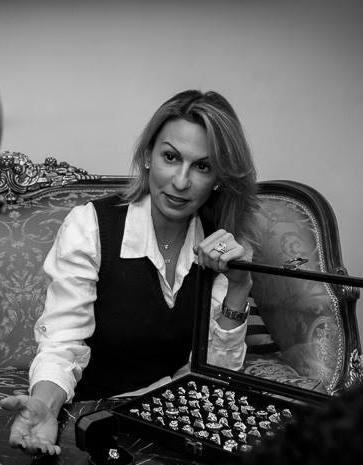 Dina Gitis, Diamond Violet