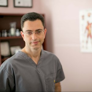 Chiropractor Kanevsky